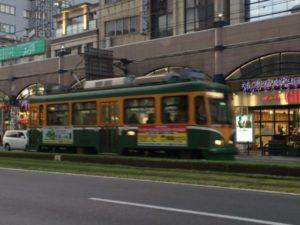 鹿児島市電 路面電車