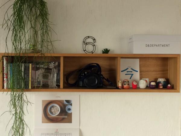 無印良品壁に付けられる家具