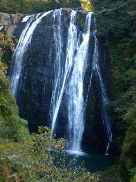 鹿児島龍門滝