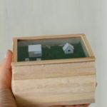 ハンドメイド作品 ミニチュア ボックス