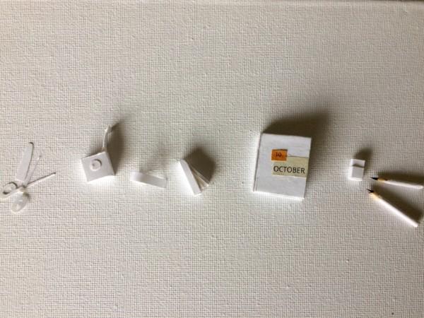 ミニチュア壁掛け