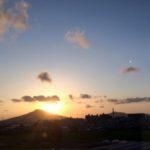 車中にて 糸島