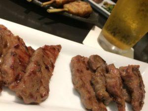 仙台の牛タン
