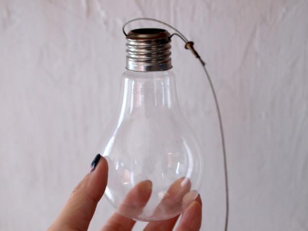電球フラワーベース