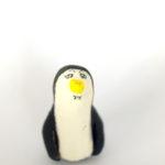 紙粘土作品 ペンギン