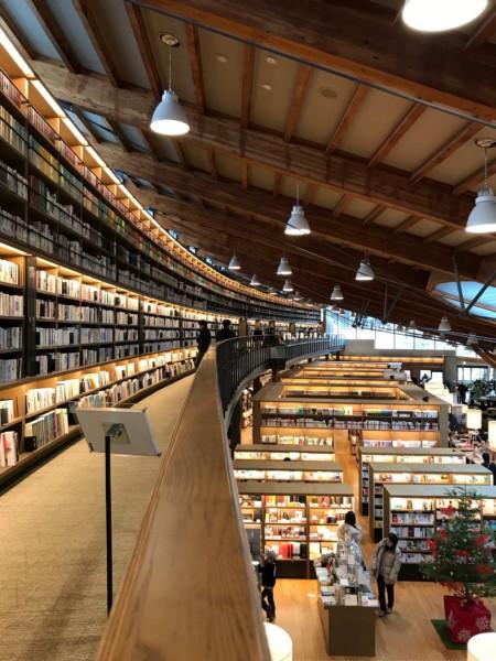 武雄図書館 TSUTAYA