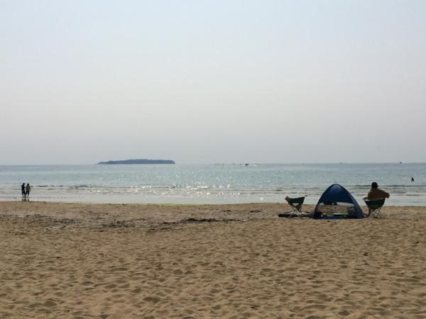 福津の海岸