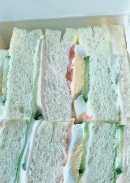 玉屋のサンドイッチ