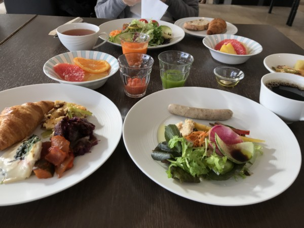 マリノアホテル 朝食