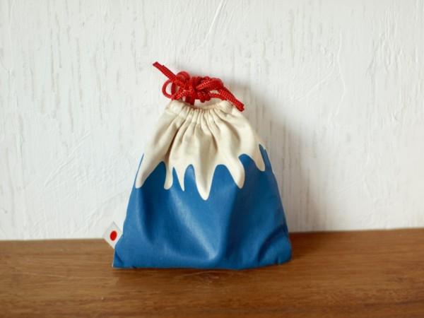 富士山巾着