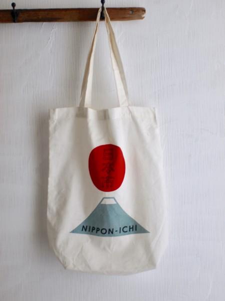 日本市 富士山エコバッグ