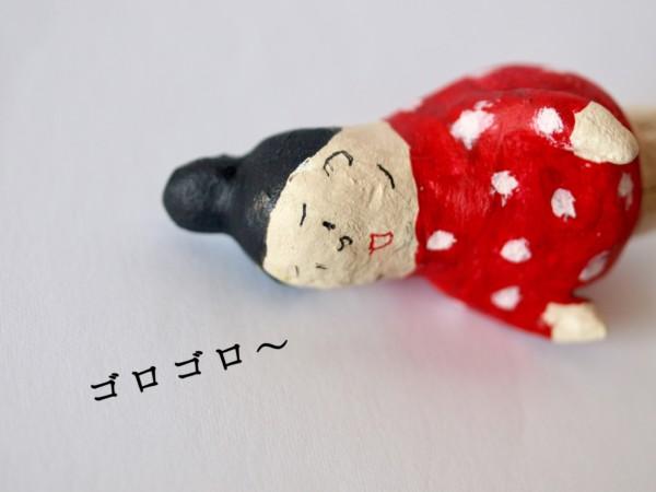 太っちょ人形