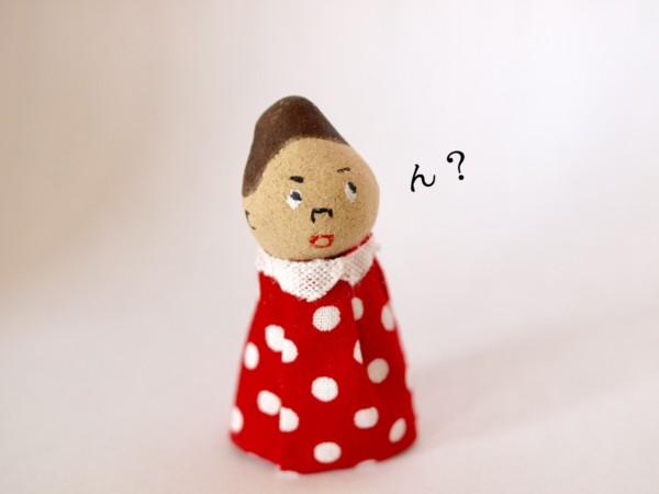 手作り 指人形