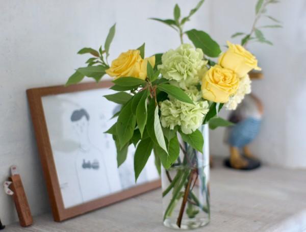 花のある暮らし