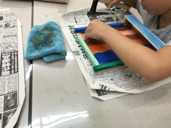 絵画造形教室