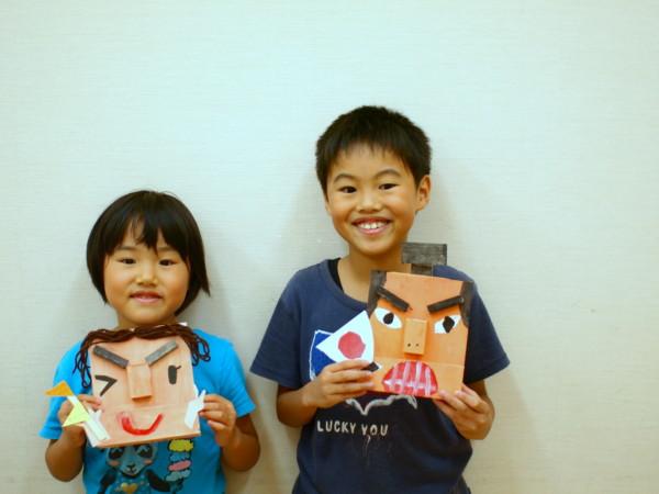 子どもの絵画造形教室