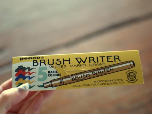 penco BRUSH WRITER