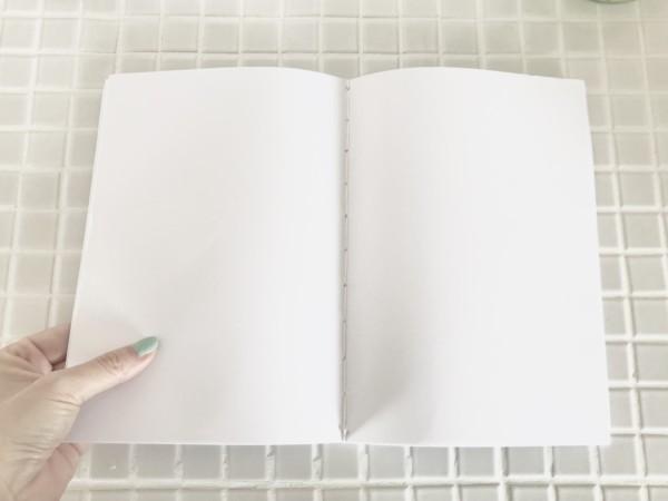 ノート手作り