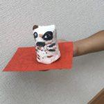 絵画造形教室作品 張り子