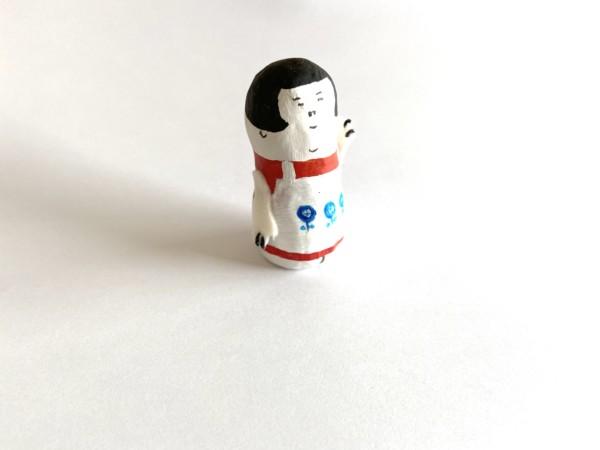 張子 人形