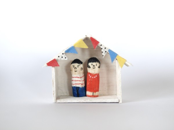木彫り人形