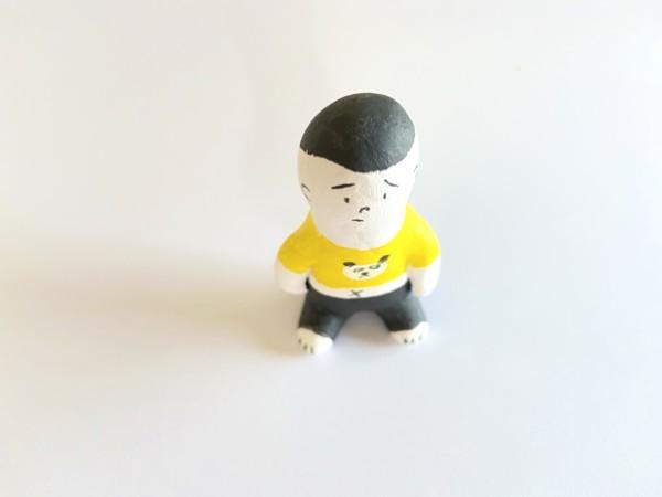 粘土 人形